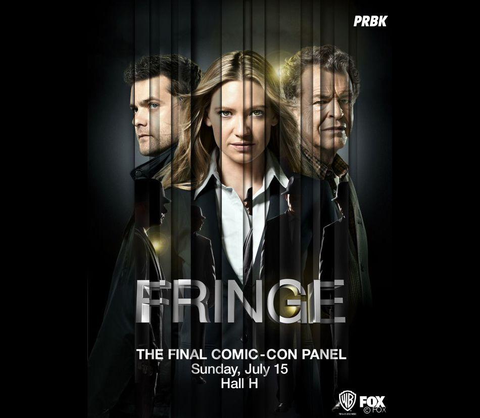 Fringe de retour fin septembre