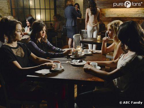 Toutes les infos sur l'épisode 4 de la saison 3 de Pretty Little Liars !