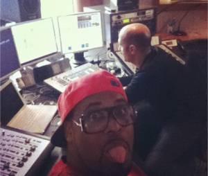 Big Ali promet de grosses surprises de son studio