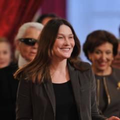 Carla Bruni-Sarkozy enceinte ? C'est du bidon !
