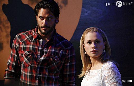 Alcide et Sookie se rapprochent dans True Blood
