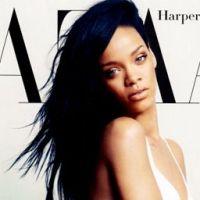 Rihanna : sublime et non-censurée pour Harper's Bazaar (PHOTOS)