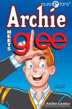 La série Glee bientôt en BD avec Archie !
