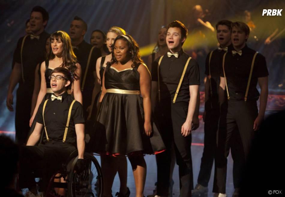 Glee va être adapté en comics !