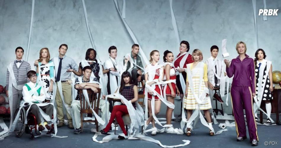 La BD Glee devrait sortir en 2013
