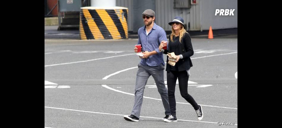 Blake Lively et Ryan Reynolds déjà mari et femme ?
