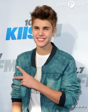 Justin Bieber assure sur Twitter !
