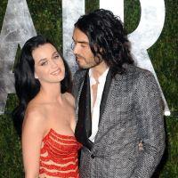 """Katy Perry """"la casse c*uilles"""" officiellement divorcée de Russell Brand et déjà insultée"""
