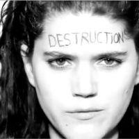Soko : Destruction of the Desgusting Ugly Hate, le clip très dark