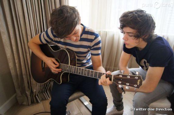 Harry Styles et Louis Tomlinson sont super potes !