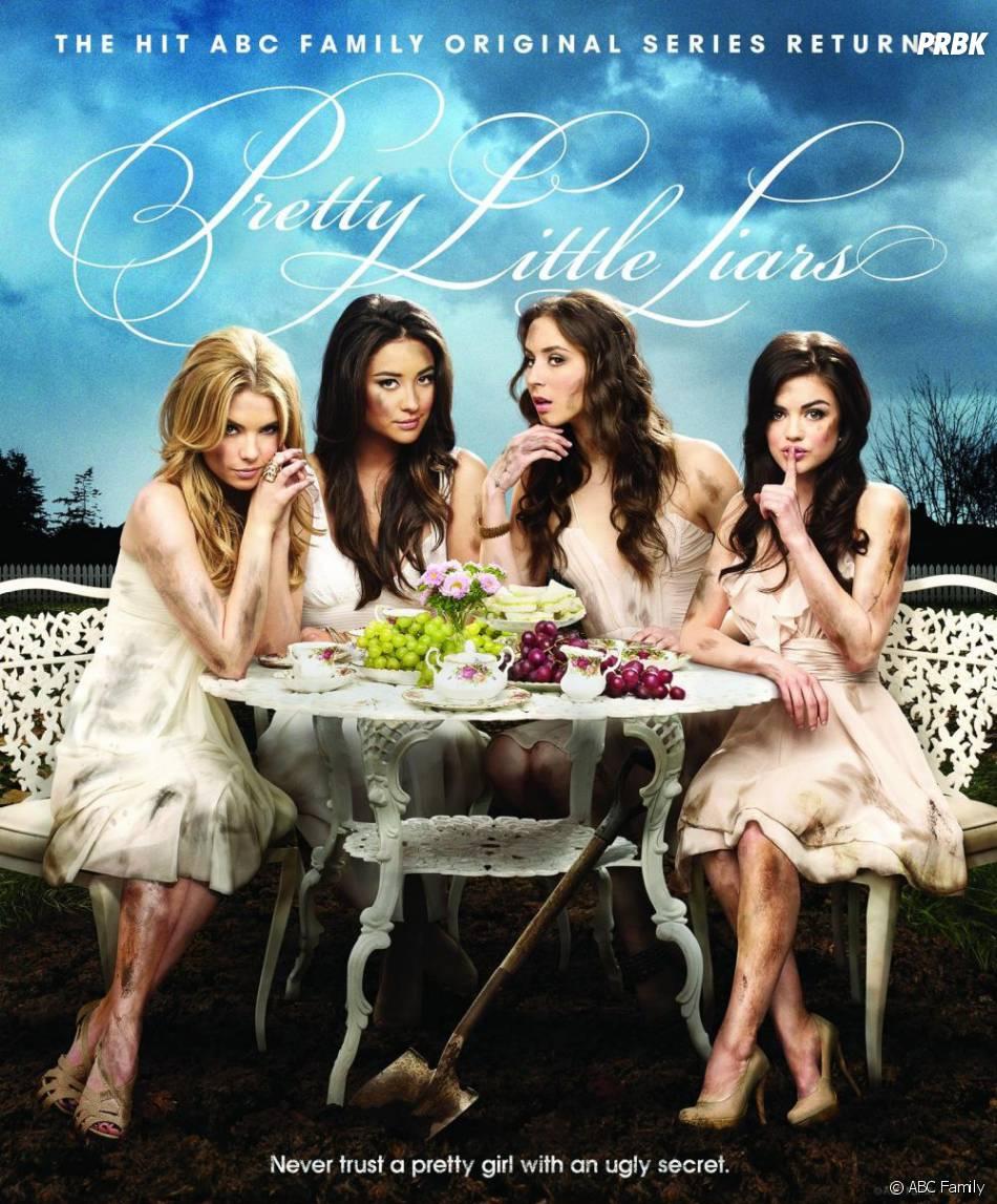 Pretty Little Liars saison 3 continue tous les mardis aux USA