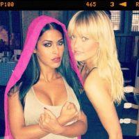 Nabilla, Ayem et leurs copines à L.A pour Hollywood Girls 2 : les bombes s'affichent sur Twitter en photos
