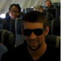 JO 2012 : le lipdub de Michael Phelps et de ses potes sur Call Me Maybe (VIDEO)