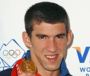 Une nouvelle médaille pour Michael Phelps ?