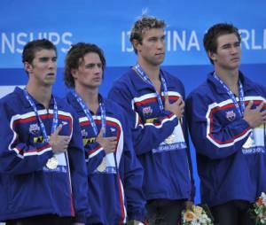 L'équipe de natation USA à l'assaut des JO !
