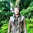 Gary Lightbody sur le tournage de Game of Thrones
