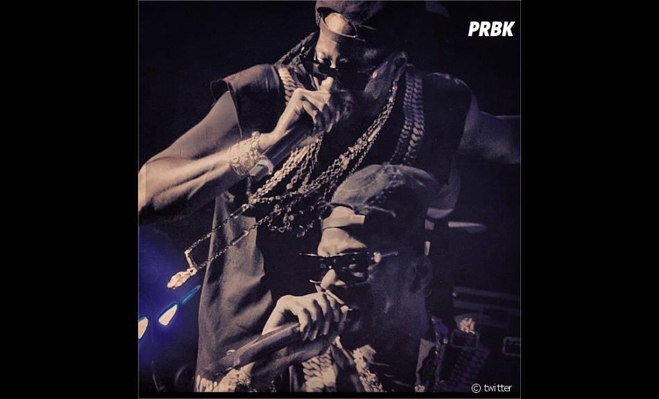 Accompagnés de Lil Wayne, les deux rappeurs aux dread locks vont faire fureur !