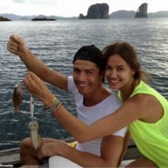Cristiano Ronaldo : prêt à jongler avec les biberons avec sa bombe Irina Shayk ?
