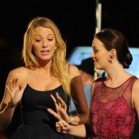 Gossip Girl saison 6 : Serena et Blair se retrouvent pour le tournage ! (PHOTOS)