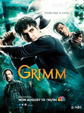 Grimm accueille un acteur de The Dark Knight Rises