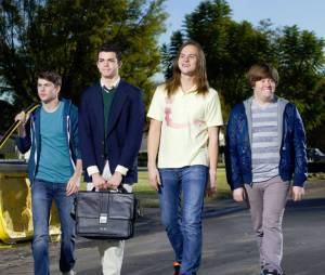 The Inbetweeners débarque sur MTV US !