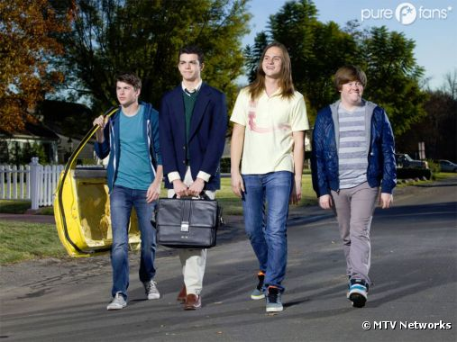 The Inbetweeners débarque sur MTV US !
