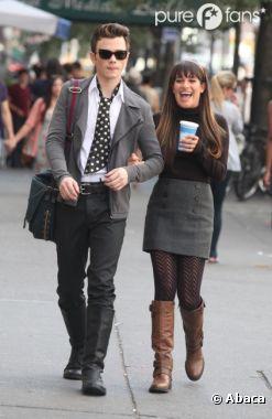 Kurt débarque à NYC dans Glee !