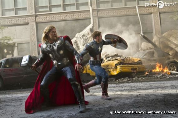 Retour prévu en 2015 pour Avengers !