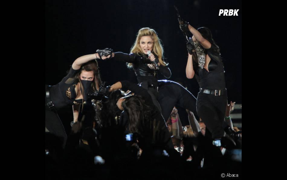 Madonna, une star engagée