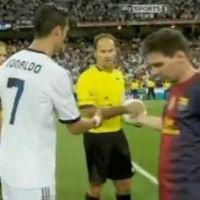 Cristiano Ronaldo VS Lionel Messi : encore une preuve qu'ils ne s'aiment pas (VIDEO)