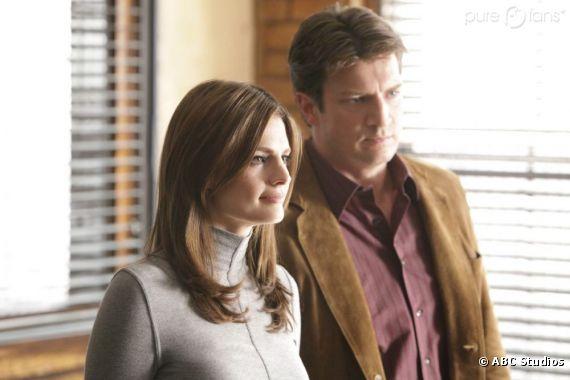 Un premier épisode hot entre Castle et Beckett
