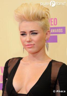 Miley Cyrus a des fans parfois un peu tarés...