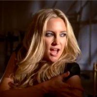 Glee saison 4 : Kate Hudson hot et Kurt malmené par Sue dans les nouvelles promos ! (VIDEOS)