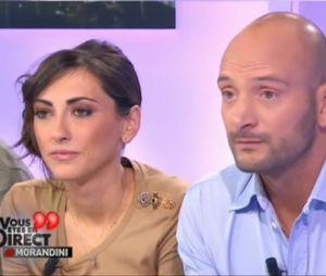 Kevin et Caroline étaient invités sur NRJ 12 dans l'émission de Morandini