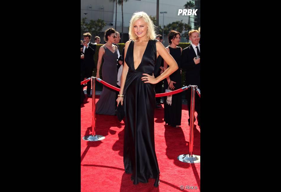 Malin Akerman, qui a joué dans How I Met Your Mother était elle aussi très belle sur le tapis rouge