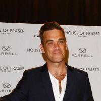 Robbie Williams papa ! Fini les provoc, il devient gaga