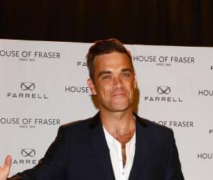 Robbie Williams est devenu papa !