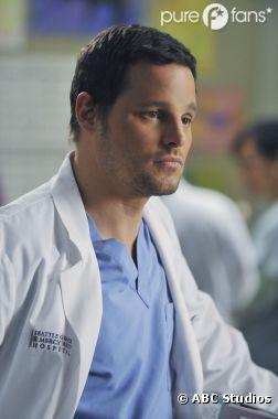 Alex va recevoir un cadeau de la part de Meredith dans la saison 9 de Grey's Anatomy