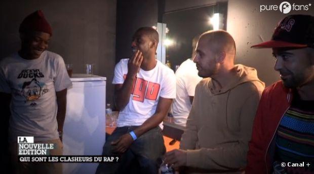 Les participants du Rap Contenders ne comprennent pas le clash Booba VS Rhoff