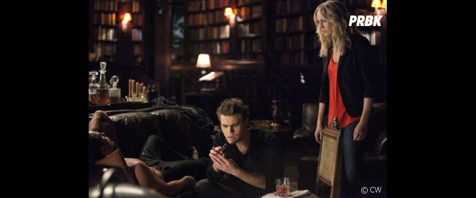 Stefan aide Caroline