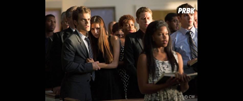 Elena ne semble pas se remettre de cette nouvelle tragédie