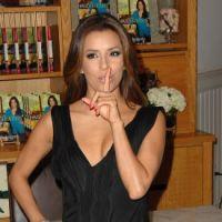 Eva Longoria nue : elle dévoile ses fesses parfaites pour un sublime bouquin !