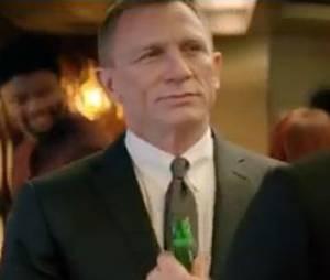 La pub Heineken en mode James Bond !