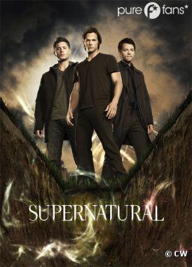 La saison 8 de Supernatural est actuellement diffusée