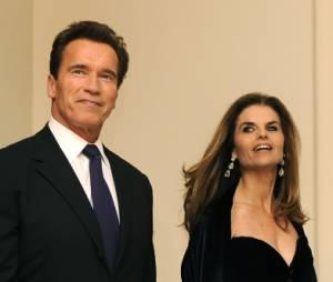 Arnold Schwarzenegger et Maria Shriver, une histoire pas très rose