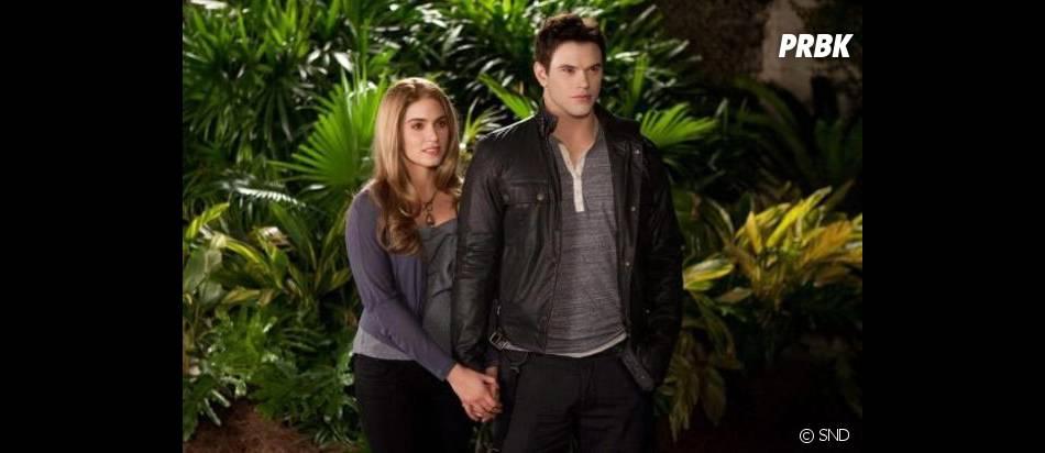 Rosalie et Emmett dans  Twilight 5