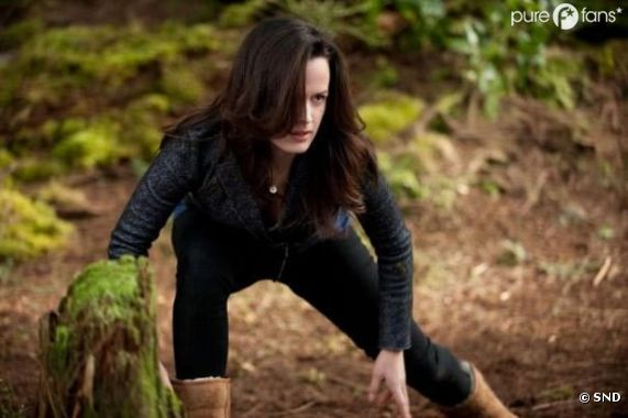 Esmée à fond dans Twilight 5 !