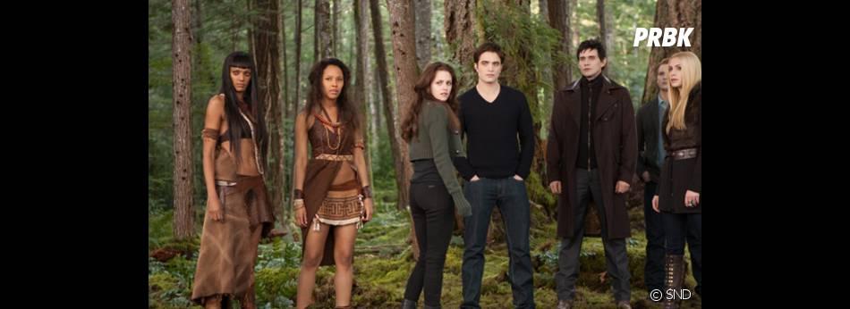 Twilight 5  au cinéma le 14 novembre 2012