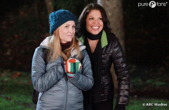 Le couple Callie/Arizona va-t-il survivre dans la saison 9 de Grey's Anatomy ?