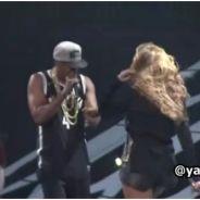 Jay-Z - une fessée à Beyoncé et une balade en métro : buzz assuré ! (VIDEOS)